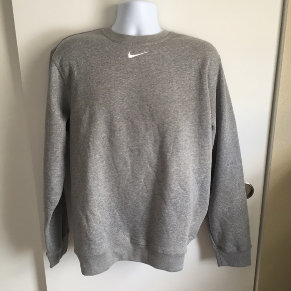 c2ad6d42c Nike Sweaters | Mens Club Fleece Crew Neck | Poshmark